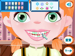 sofia the first the dentist barbie and s sofia the first children s games free screenshot