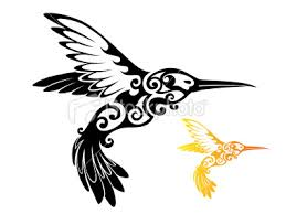tribal hummingbird tattoo drawing. Delighful Hummingbird Tribal Hummingbird Tattoo  Google Search Intended Tribal Hummingbird Tattoo Drawing