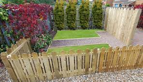 garden fence designs ireland