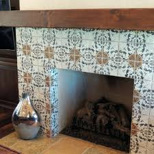 Decorative Hearth Tiles Tiles For Fireplace Modern Uk Decorative Hearth Glazed 38