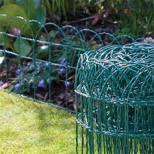 wire mesh fence artistic in rolls