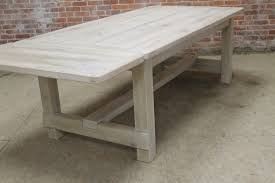 white wash furniture. Whitewash Outdoor Furniture. White Washed Farm Table With Stretcher Furniture Wash