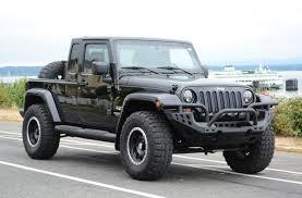 2012 jeep wrangler jk 8 pickup conversion