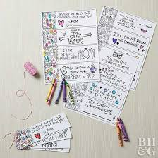 Diy Coupon Book Mothers Day Coupons Better Homes Gardens