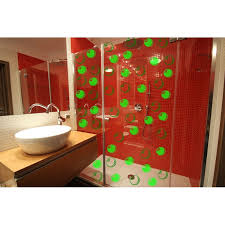 50 bubbles window shower wall sticker tile stickers wall decals