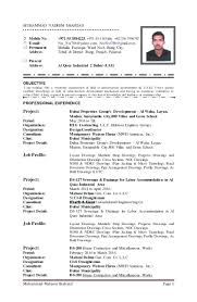 Attractive Mechanical Autocad Drafter Resume Picture Collection