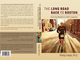Phillip Fields/Runs Marathons with leukemia (CLL)/Mobile, AL