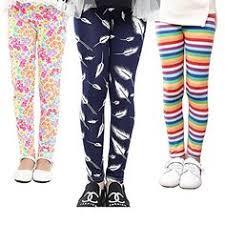 <b>girl pants new arrive</b> printing Flower kiddos leggings Classic ...