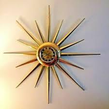 32 mid century sunburst starburst