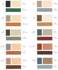 Color Palette Rhino Shield By Georgia Coatings