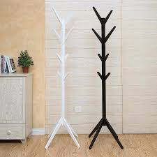 wooden coat hanger stand designs wood clothes