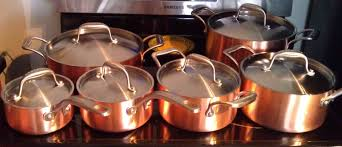 Image result for shiny pots and pans images