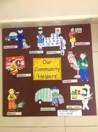 Our Community Helpers Kindergarten Community Helpers