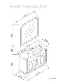 standard bathroom sink height vanity or ada compliant heigh
