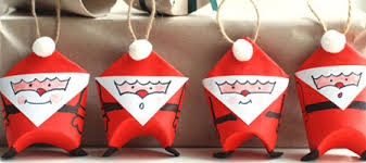 Christmas Crafts For Kids  15 Toilet Paper Roll IdeasChristmas Crafts Made With Toilet Paper Rolls