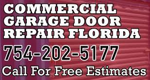 garage door repair pembroke pinesPembroke Pines Best Commercial Garage Door Repair