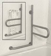 safety bars for bathroom. grab bars for showers \u0026 toilets   ada freedom showers™ safety bathroom l
