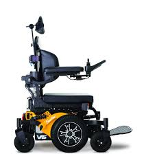frontier v6 compact 73 electric wheelchair