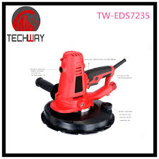 china 225mm electric sander wall sanding machine tw eds7235 china drywall sander drywall sander 1050w manuafactory
