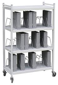 Chart Shelves Amazon Com Standard Vertical Open Chart Rack 4 Shelves 30