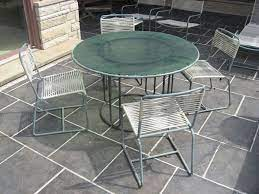 original bronze patio furniture