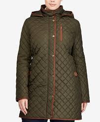 Lauren Ralph Lauren Plus Size Lightweight Quilted Jacket - Coats ... & Lauren Ralph Lauren Plus Size Lightweight Quilted Jacket Adamdwight.com