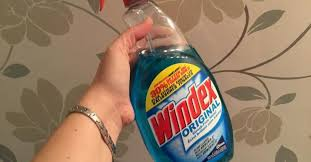 it s crazy all you can do with windex