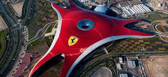 Materials from custom® building products were selected for the installation of ceramic tile and natural stone on the walls and floors throughout 925,360 square feet of enclosed space, which is equivalent to seven football fields. Everything To Need To Know About Ferrari World Dubai All About Women