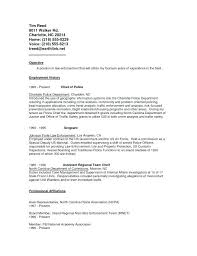 criminal justice resume objective examples law enforcement resume objective  resume objective examples law enforcement resume builder