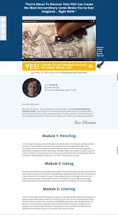 Web Design Sales Letter Sample Landing Page Roundup The Best Examples From July August