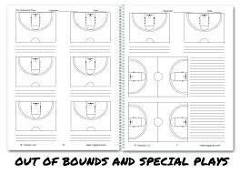 Basketball Court Diagram Template Half Empty Brightbulb Co