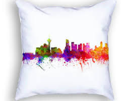 Small Picture Vancouver skyline Etsy