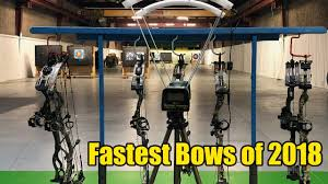 2018 Hunting Bow Speed Test Mathews Hoyt Pse Bowtech Obsession Prime Apa