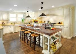 Install a kitchen work Plan