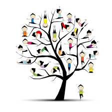 Infinite Life Design Yoga Practice Tree Concept For Your Design Infinite Life