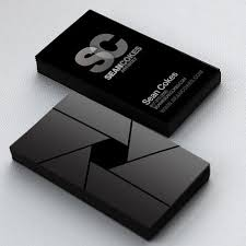 Cool Photography Business Cards