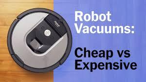 <b>Robot</b> Vacuums: Cheap vs Expensive - YouTube