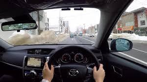 2018 toyota mark x. test drive20162017 new toyota mark x 250s four pov city drive youtube 2018 toyota mark