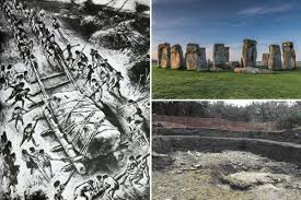 It is composed of earthworks surrounding a circular setting of large standing stones and is one of the most famous prehistoric sites in the world. Mystery Over Who Built Stonehenge May Finally Be Solved After Experts Uncover Britain S First City A Mile Away
