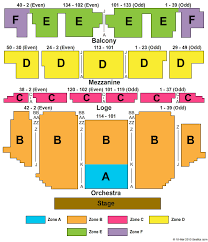 Golden Gate Theatre Seating Chart Golden Gate Theatre
