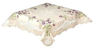 full size of 36 inch round vinyl tablecloth with elastic tablecloths for square archives kitchen