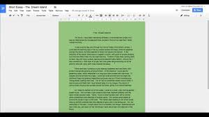 Small Picture How To Change The Page Color In Google Docs With New Word glumme