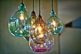 colorful pendant lights perfect colorful pendant lights new colored glass pendant lights best gem ring chandelier colorful pendant