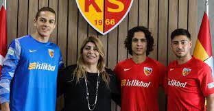"Kayserispor: Präsidentin Berna Gözbasi kritisiert Klubvereinigung -  ""Goldene Ära"" beginnt!"