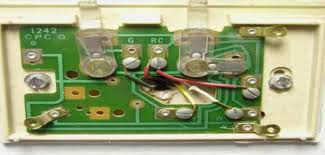 wire a thermostat 4 wire thermostat blue wire at Basic Thermostat Wiring