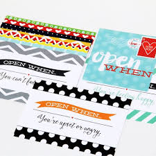 Open When Letters The Dating Divas