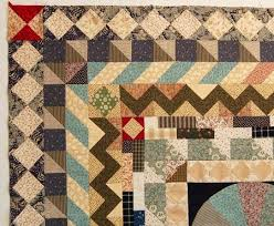 187 best Quilt borders images on Pinterest | Table runners ... & Medallion Quilt Along – Border 6 – Diamonds Adamdwight.com
