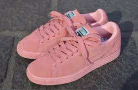 puma shoes suede pink. shoes suede puma light pink sneakers
