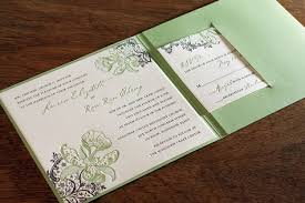 Wedding Invitation Folder Square Pocket Folders For Letterpress Wedding Invitations
