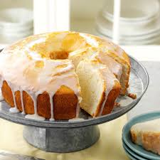 Moist Lemon Chiffon Cake Recipe Taste Of Home